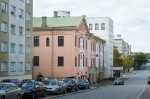 Wetterhoff House is situated in the centre of Hämeenlinna, next to the bus station.