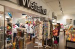 Wetterhoff Ltd´s own shop is located on the first floor.