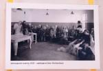 Kehruutunnilla vuonna 1935. Nyt samassa tilassa, Wanhassa Kutomossa, pidetään kokouksia, tapahtumia ja näyttelyjä.