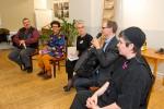Wetterhoff NYT! -tapahtuma järjestettiin Wetterhoffin talolla 8.10.2015.