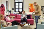 Wetterhoffin talo tunnetaan luovien alojen yrittäjien hyväntuulisena ja innovatiivisena yhteisönä.