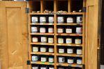 Chalk Paint on liuotteeton, lyijytön, myrkytön, hajuton. Soveltuu myös lasten huonekaluihin. Kuva: Tia Yliskylä