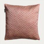 Hattaraa? Ei sentään, vaan vaaleanpunainen Ascoli-tyynynpäällinen. Kuva: Linum