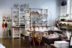 Upea Wetterhoff-myymälä Hämeenlinnassa on keväisen raikas ja inspiroiva. Kuva: Tia Yliskylä