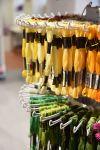 Ihanat värit! Kaikki muliinilangat –20 %, Wetterhoff-myymälä, Hämeenlinna. Tarjous on voimassa 22.4.2018 asti. Kuva: Tia Yliskylä