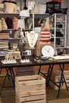 Korut, koriste-esineet, tekstiilit, kellot, korit, keittiötarvikkeet… Wetterhoff-myymälä Hämeenlinnassa on upea sisustuskauppa. Kuva: Tia Yliskylä