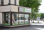 Wetterhoff-myymälä sijaitsee Hämeenlinnan keskustassa linja-autoasemaa vastapäätä. Kuva: Tia Yliskylä