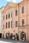 Wetterhoff-myymälä on osa yli 130-vuotiasta arvorakennusta, Wetterhoffin taloa. Kuva: Tia Yliskylä