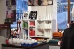 Wetterhoff-myymälä on uniikki sisustus- ja käsityökauppa Wetterhoffin talon katutasossa Hämeenlinnassa. Kuva: Tia Yliskylä